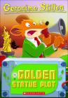 Golden Statue Plot (Geronimo Stilton #55) Cover Image