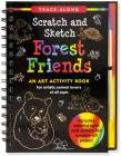 Scratch & Sketch Forest Friends Cover Image