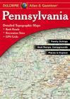 Pennsylvania - Delorme Cover Image