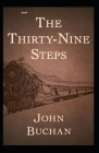 The Thirty-Nine Steps Illustrated Cover Image