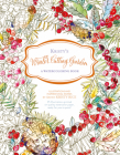 Kristy's Winter Cutting Garden: A Watercoloring Book Cover Image