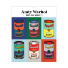 Andy Warhol Soup Can Magnets Cover Image