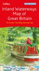 Collins Nicholson Inland Waterways Map of Great Britain (Collins Nicholson Waterways Guides) Cover Image