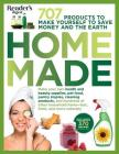 Homemade: 707 Products to Make Yourself to Save Money and the Earth Cover Image