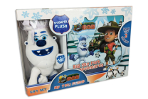 Ranger Rob: My Yeti Friend Gift Set: Book with 2 Stories and Stomper Plush Toy [With Plush] Cover Image