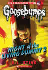 Night of the Living Dummy 2 (Classic Goosebumps #25) Cover Image