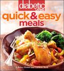 Diabetic Living Quick & Easy Meals Cover Image