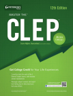 Master the CLEP: Part II of VI (Peterson's Master the CLEP) Cover Image