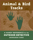 Animal & Bird Tracks: A Handy Reference Knowledge Cards Cover Image