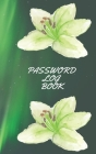 Password Log Book: Small Password Log Book With Alphabetical Tabs, Address Website & Password Record Manager, Discreet Cover Booklet Cover Image