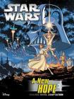 Star Wars: A New Hope Graphic Novel Adaptation (Star Wars Movie Adaptations) Cover Image