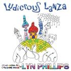 Ludicrous Lanza: Dream Doodles (Challenging Art Colouring Books #3) Cover Image