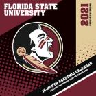 Florida State Seminoles 2021 12x12 Team Wall Calendar Cover Image
