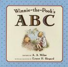 Winnie-The-Pooh's ABC  Book Cover Image