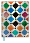 Alhambra Tile (Blank Sketch Book) (Luxury Sketch Books) Cover Image