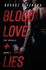 Blood, Love + Lies (Royals #1) Cover Image