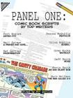 Panel One: Comic Book Scripts by Top Writers (Panel One Scripts by Top Comics Writers Tp (New Prtg) #1) Cover Image