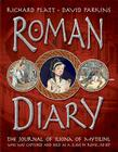 Roman Diary: The Journal of Iliona of Mytilini: Captured and Sold as a Slave in Rome - AD 107 Cover Image