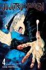 Jujutsu Kaisen, Vol. 4 Cover Image