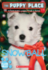 The Puppy Place #2: Snowball Cover Image