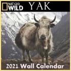 YAK Calendar 2021: Yak calendar 2021