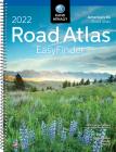 2022 Easyfinder Midsize Road Atlas Cover Image