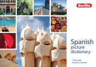 Berlitz Picture Dictionary Spanish (Berlitz Picture Dictionaries) Cover Image