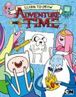 Learn to Draw Adventure Time Cover Image