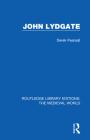 John Lydgate Cover Image