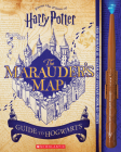 Marauder's Map Guide to Hogwarts (Harry Potter) Cover Image