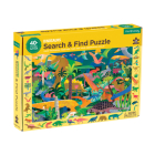Dinosaurs Search & Find Puzzle Cover Image