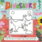 The Secret World of Dinosaurs: Slide the Tab Book Cover Image