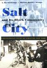 Salt City and Its Black Community: A Sociological Study of Syracuse, New York Cover Image