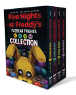 Five Nights at Freddy's Fazbear Frights Four Book Boxed Set Cover Image