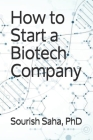 How to Start a Biotech Company Cover Image
