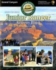 Grand Canyon South Rim Junior Ranger Activity Book Cover Image