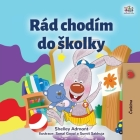I Love to Go to Daycare (Czech Children's Book) Cover Image