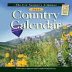 The Old Farmer's Almanac 2013 Country Calendar Cover Image