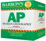 AP Human Geography Flash Cards Cover Image