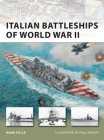 Italian Battleships of World War II (New Vanguard) Cover Image