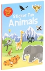 Sticker Fun Animals Cover Image