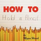 How to Hold a Pencil Cover Image