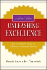 Unleashing Excellence: The Complete Guide to Ultimate Customer Service Cover Image