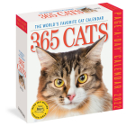 365 Cats Page-A-Day Calendar 2022: The World's Favorite Cat Calendar Cover Image