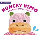 Alphaprints: Hungry Hippo and other safari animals Cover Image