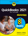 QuickBooks 2021 All-In-One for Dummies Cover Image