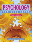 Psychology for GCSE Level Cover Image