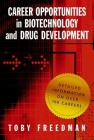 Career Opportunities in Biotechnology and Drug Development Cover Image