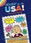 Hooray for the Usa! Activity Book (Dover Little Activity Books) Cover Image