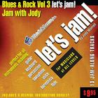 Blues & Rock Let's Jam, Volume 3 Cover Image